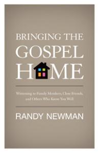 9781433513718-Newman-Bringing-Gospel-Home
