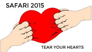 Safari 2015 - Tear Your Heart