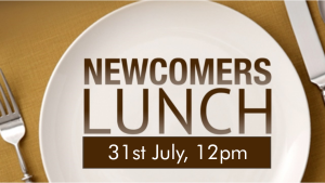 Newcomers Lunch rec