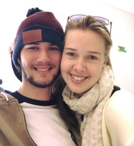 James & Amelia 2