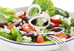 Salad to share