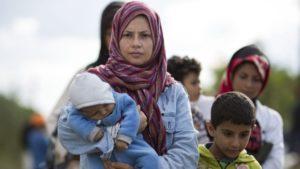 Syrian muslims