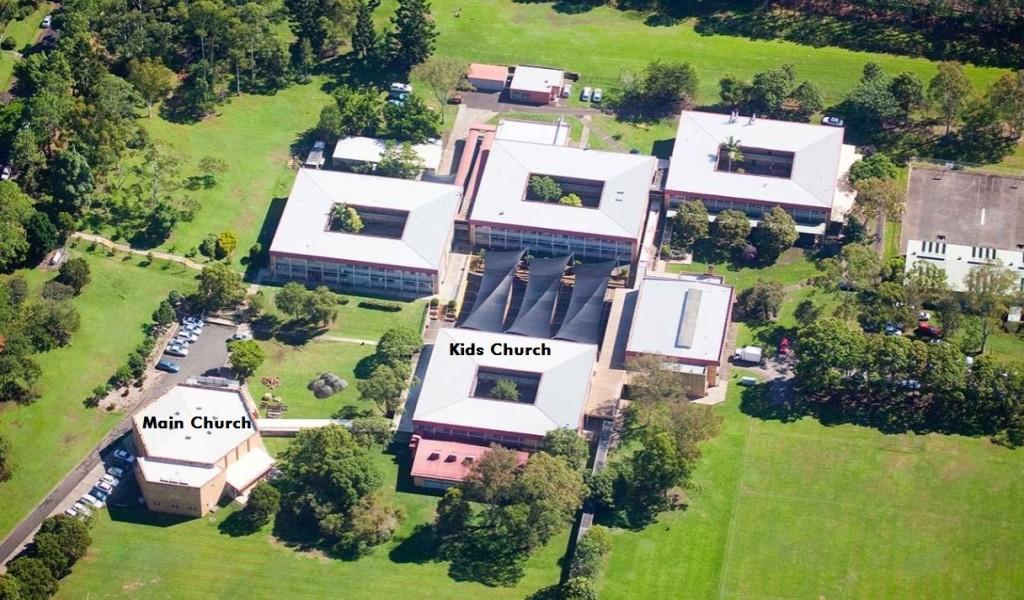 Lismore-Campus