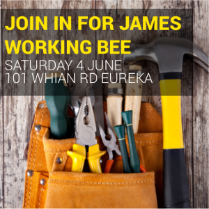 jAMES WORKING BEE_square