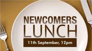 Newcomers Lunch S11