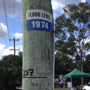 Flood level sq