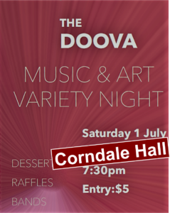 the Doova Corndale